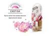 SENSATION doftpåsar för garderob, skåp & lådor - fräschare kläder utan skadedjur - Rosa paketet 2 (Exotisk doftolja, Sensation garderobsdoft, Velvet dammsugaredoft)