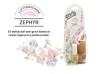 SENSATION doftpåsar för garderob, skåp & lådor - fräschare kläder utan skadedjur - Rosa paketet 1 (Zephyr doftolja, Sensation garderobsdoft, Velvet dammsugaredoft