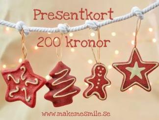 e-Presentkort Snöre 200 kr - e-Presentkort Snöre 200 kr