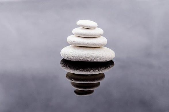 I balans