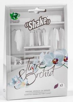Doftpåsar Tiare & Orkide - en blommig doft till kläderna i din garderob