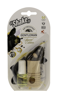 Doftolja Gentleman - en trygg ochmanlig doft - Doftolja Gentleman