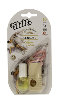 Doftolja Sensual - vanilj & blommor i sensuell kombination - Doftolja Sensual