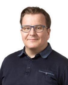 MIkael Lipponen, grundare och VD för MP Konsult