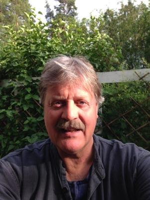 Rolf Lindegren bildkonstnär KRO