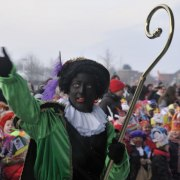 Sinterklaas has many helpers
