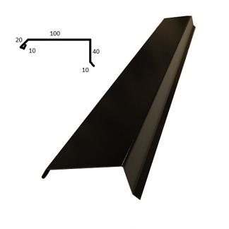 Pall med vindskivor - 1000 m - Pall med vindskivor svart blank - 1000 m