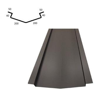 Ränndal - Ränndal - Blank Polyester Svart 0,5 mm