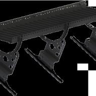Gångbrygga 1200 mm komplett med konsoler - Takpannor på råspont