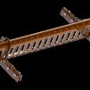 Snörasskydd 1200 mm - TRP, Tegelprofil, Pannplåt, Sinus & Falsat - Snörasskydd 1200 mm - Klicktak Falsat - Tegelröd