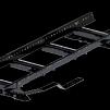 Takstege 1200 mm - Takpannor på råspont