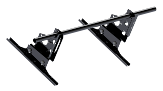 Nock och takfotsräcke 2,4 m - Takpannor på råspont