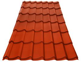 Stilpannan Rödbrun 762