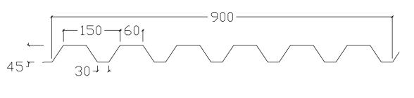 VP45 profilgeometri