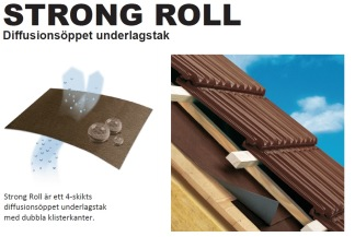 Strongroll - Strong Roll 50x1,5 m