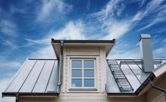 Plåtdetaljer tak