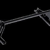 Nock och takfotsräcke 2400 mm - TRP, Tegelprofil & Falsat