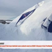 Roof Cleaner - Snöborttagning