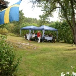 LBHF Svenska flaggan