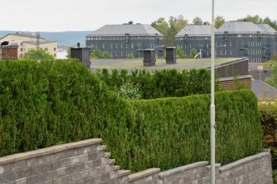Utsikt från Dykaregatan.