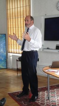 Professor Richard Lamming