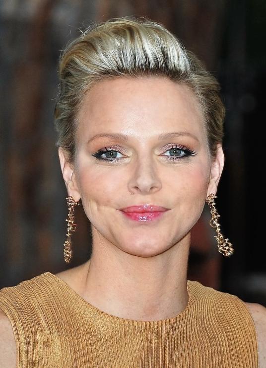 Charlene av Monaco.