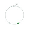 GARDEN COLLECTION - silver - Rita Armband silver