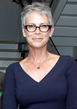 Oval - Jamie Lee Curtis.