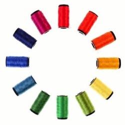 Färgcirkeln.