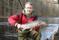 Flugfiskekurs i Mörrumsån