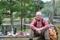 Ove från Malmö tog en dag med Laxlyckan för att vässa sin kastteknik