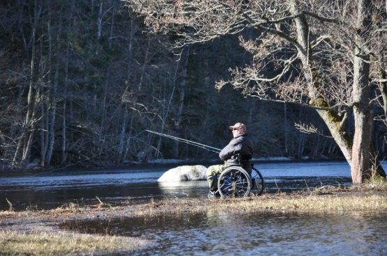 Fisket igång på Härnäs
