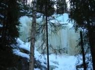 Isfallet vid Kroktjärn