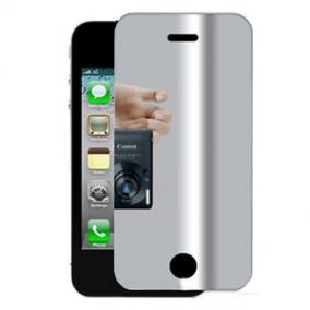 SPEGEL SKYDDSFILM TILL IPHONE 4, 4s (FRONT) - SPEGEL SKYDDSFILM TILL IPHONE 4, 4s (FRONT)