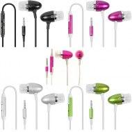 HÖRLURAR MED MIC - IN EAR TILL IPHONE