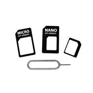 NANO SIM & MICRO SIM ADAPTER - 3 i 1