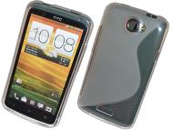 MJUKT S-SKAL TILL HTC ONE X