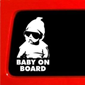 DEKAL - BABY ON BOARD - DEKAL - BABY ON BOARD