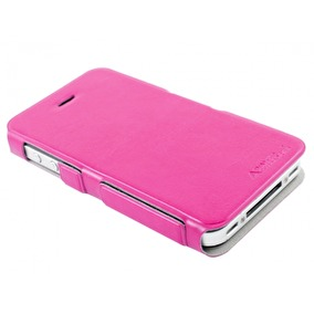ULTRA SLIM FODRAL TILL IPHONE 5, 5S - ULTRA SLIM FODRAL TILL IPHONE 5, 5S -ROSA