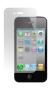 FROSTAD SKYDDSFILM TILL IPHONE 4, 4s  -FRAMSIDA