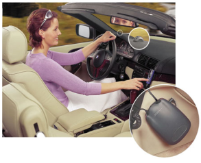 MR HANDSFREE BLUETOOTH CAR KIT -