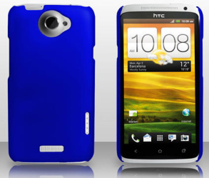 HÅRT SKAL TILL HTC ONE X - HÅRT SKAL TILL HTC ONE X -BLÅ