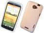 MJUKT S-SKAL TILL HTC ONE X - MJUKT S-SKAL TILL HTC ONE X -VIT