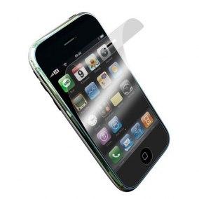 SKYDDSFILM TILL IPHONE 3  -FRAMSIDA - SKYDDSFILM TILL IPHONE 3  -FRAMSIDA