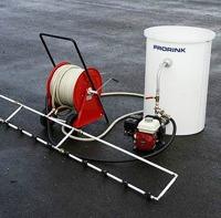 Utrustning 520 liter