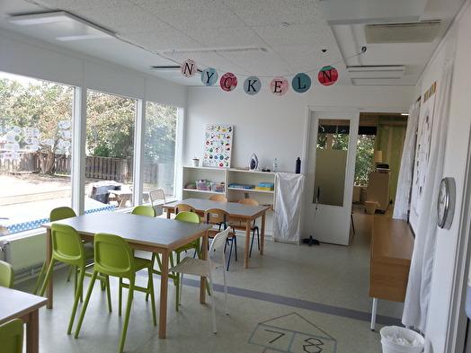 Vår matsal och kreativa mötesplats Nyckeln