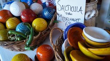 Smakprov på keramik från vår egendesignade grekiska kollektion!