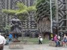 Plaza de las esculturas, Medellin - Botero statyer