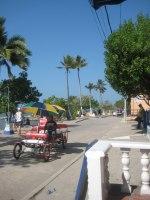 Cykeltaxi i Tolú