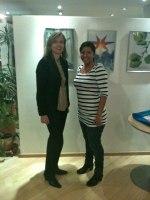 Emma Nilenfors, Första ambassadsekreterare, Programhandläggare på Sida och jag